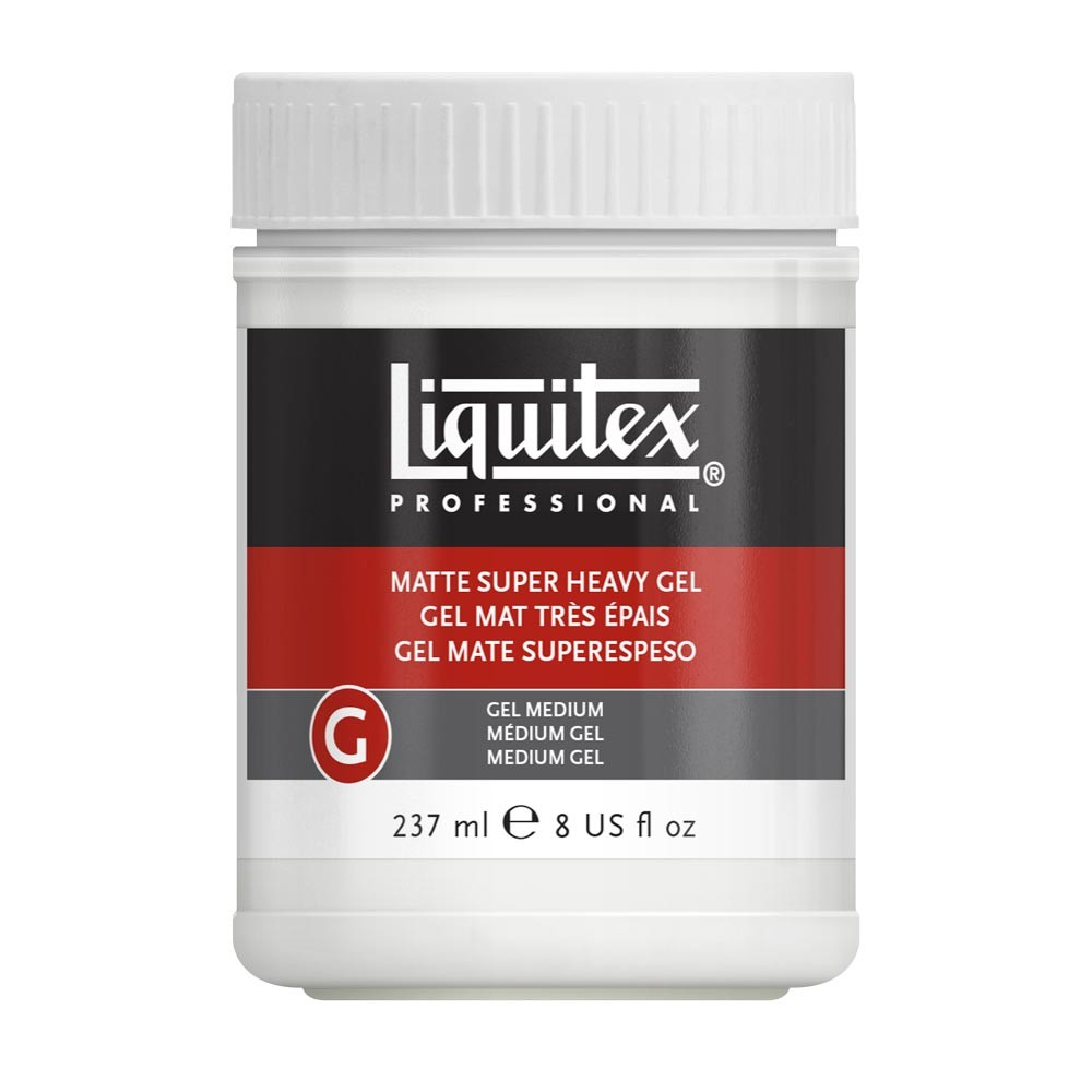 Liquitex : Professional : Matt Super Heavy Gel : 237ml