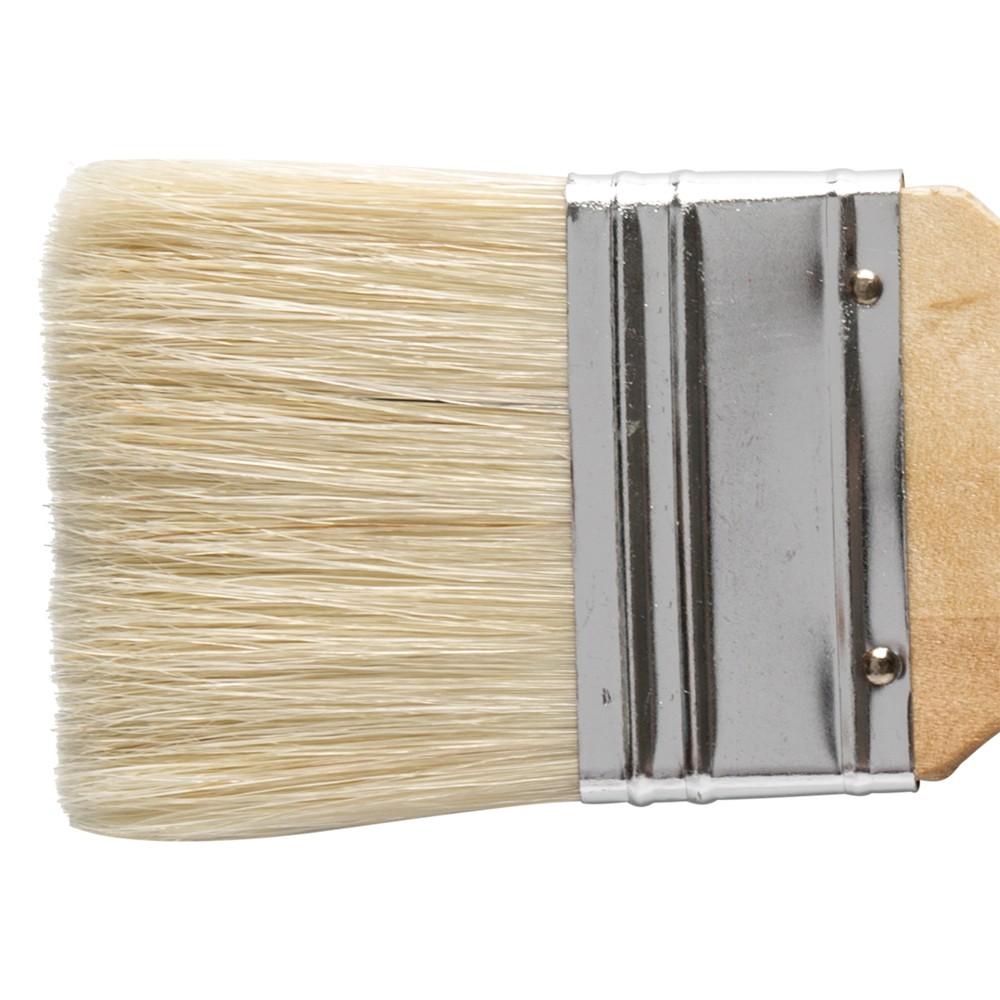 Handover : Thin Flat Lily Bristle Brush : Series 1146 : 2in