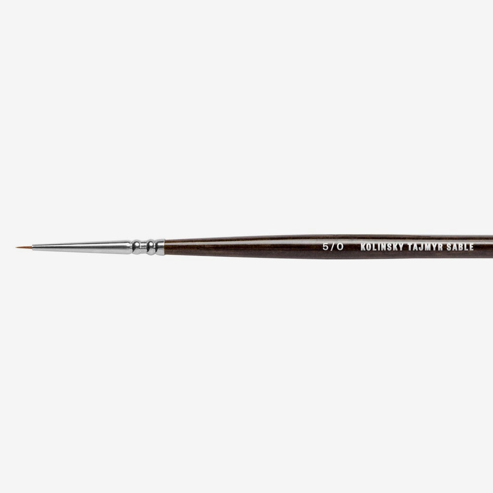 Jackson's : Kolinsky-Tajmyr : Sable : Series 1205 : # 5/0