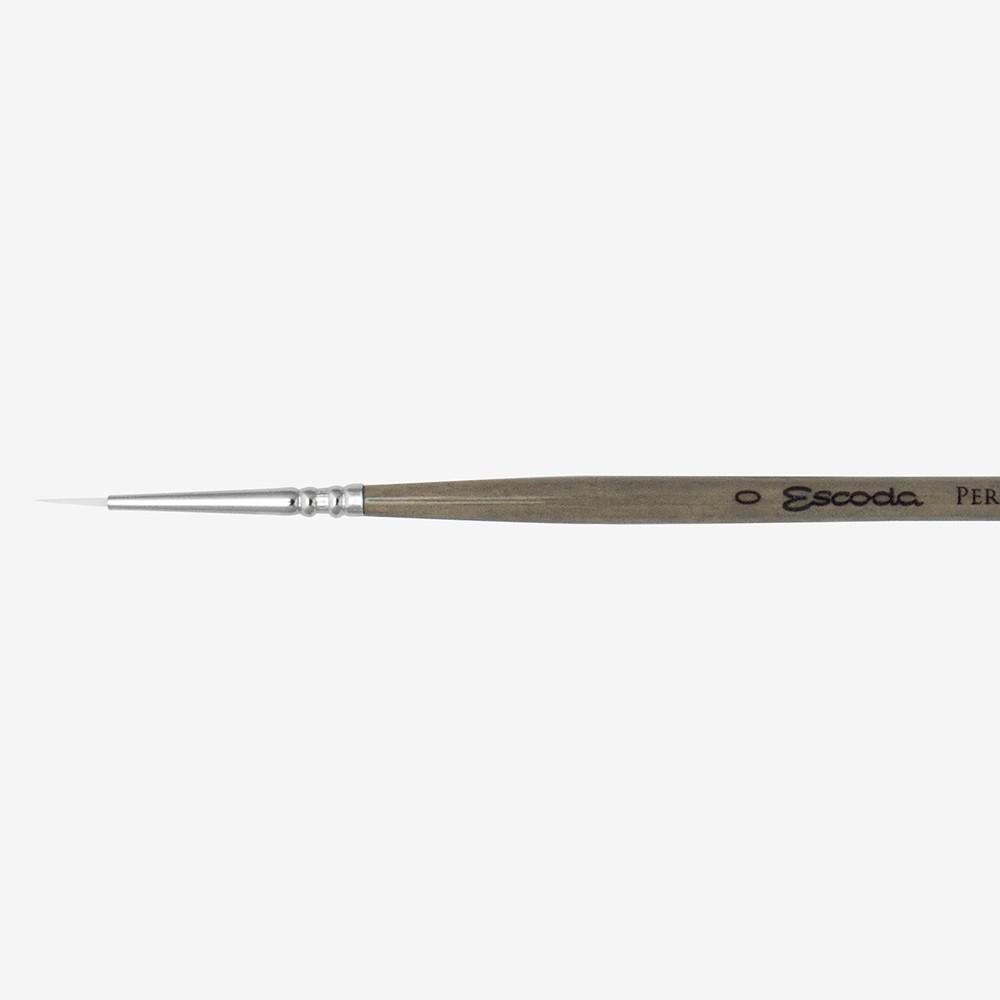 Escoda : Perla : White Toray : Synthetic : Series 1430 : # 0