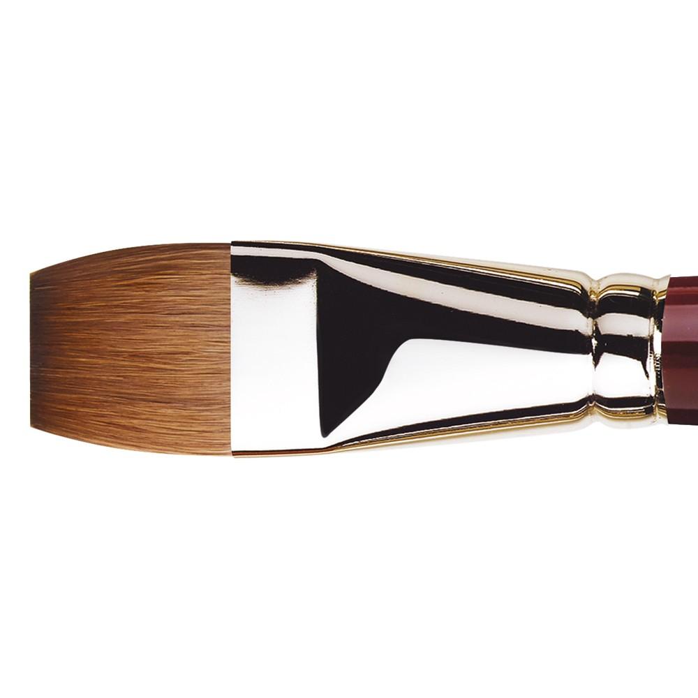 Da Vinci : Kolinsky Red Sable : Oil Brush : Series 1810 : Bright : Size 30