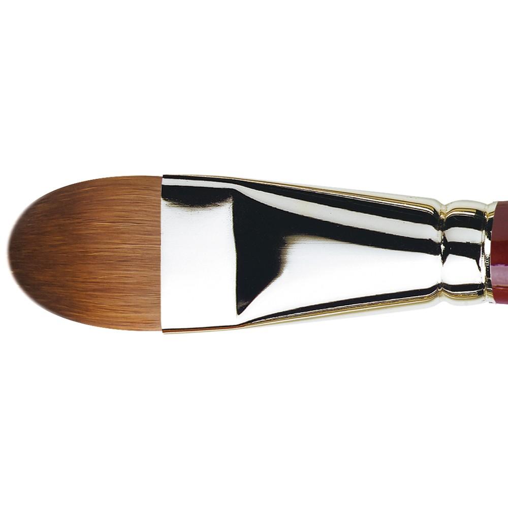 Da Vinci : Kolinsky Red Sable : Oil Brush : Series 1815 : Filbert : Size 26