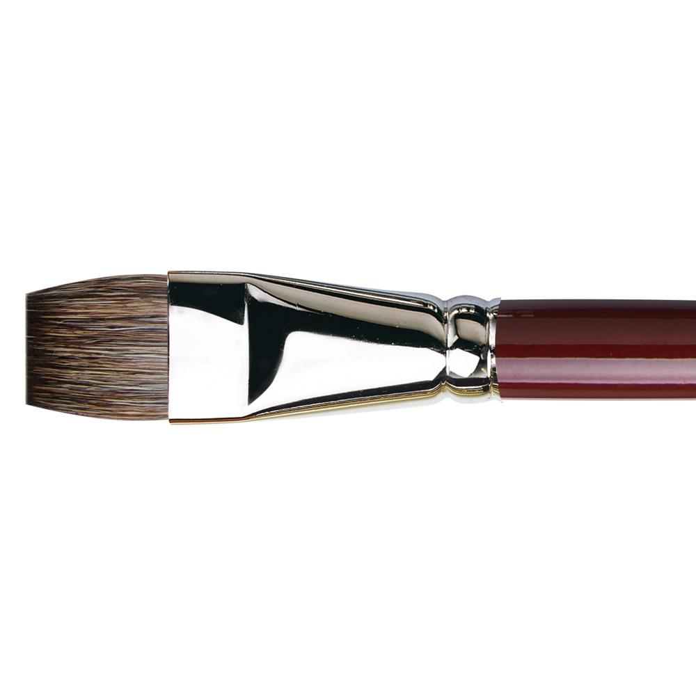 Da Vinci : Black Sable : Oil Brush : Series 1840 : Bright : Size 22
