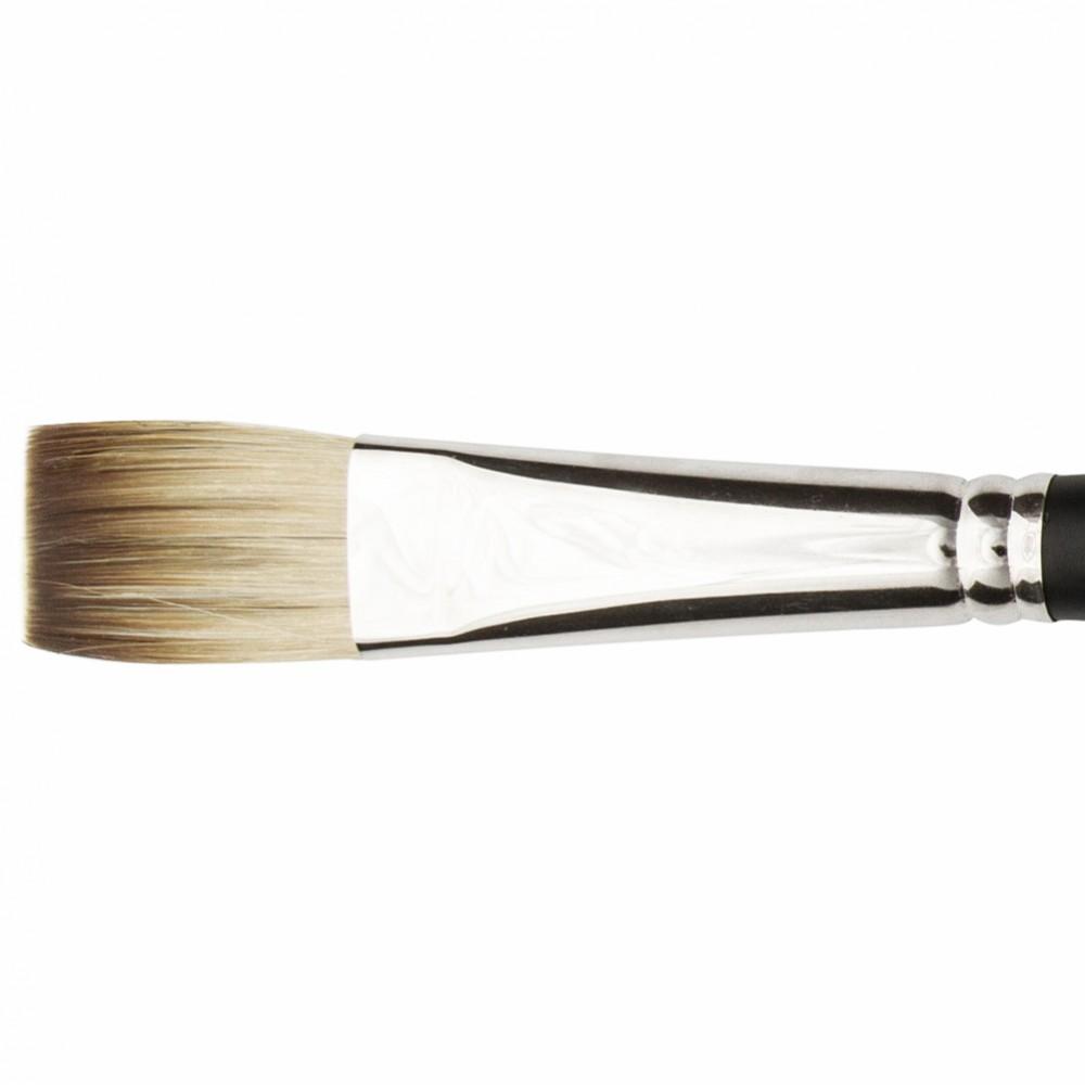 Jackson's : Procryl Brush : Long Flat : No.12