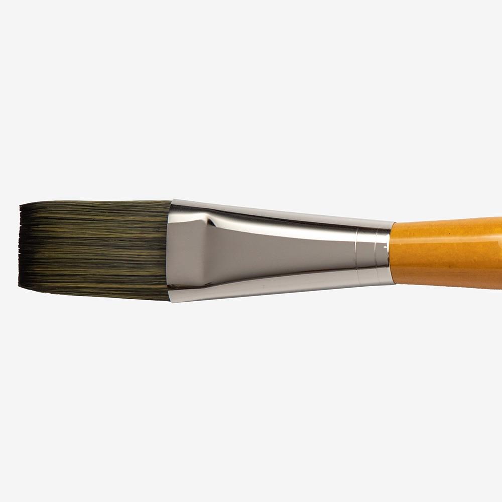 Isabey : Isacryl : Long Flat Series : 6582 Size 14
