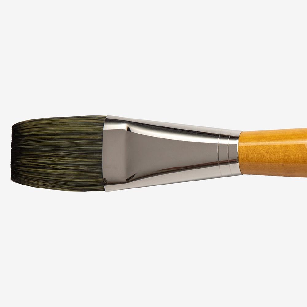 Isabey : Isacryl : Long Flat Series : 6582 Size 16