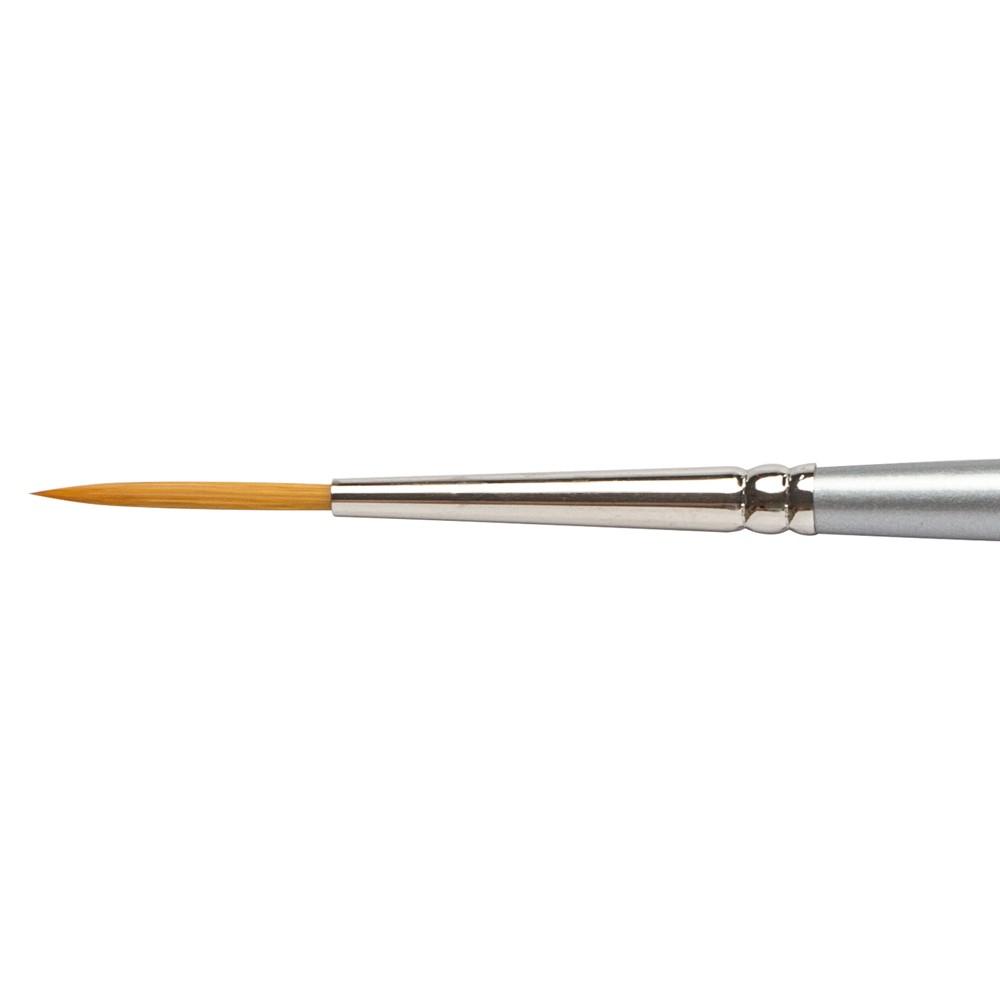Jacksons : Silverline Watercolour Brush : Series 984 : Half Liner : Size 4