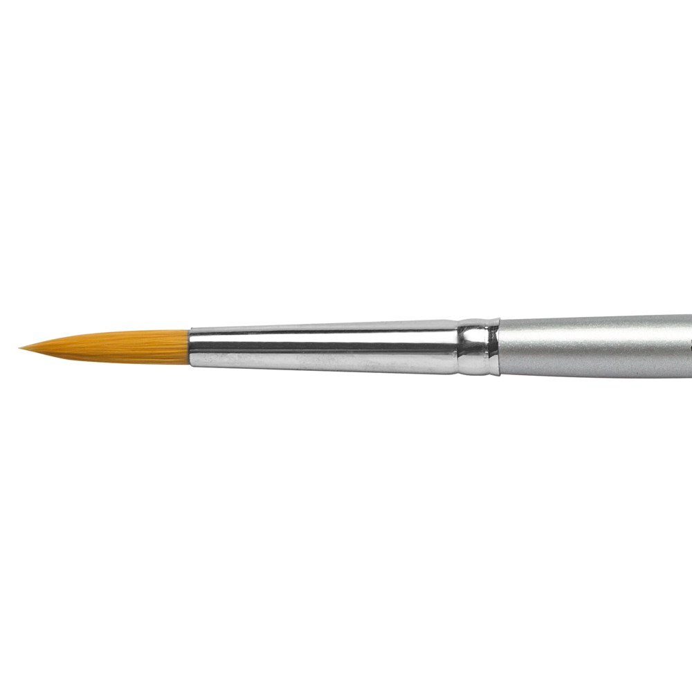 Jacksons : Silverline Watercolour Brush : Series 986 : Round : Size 8