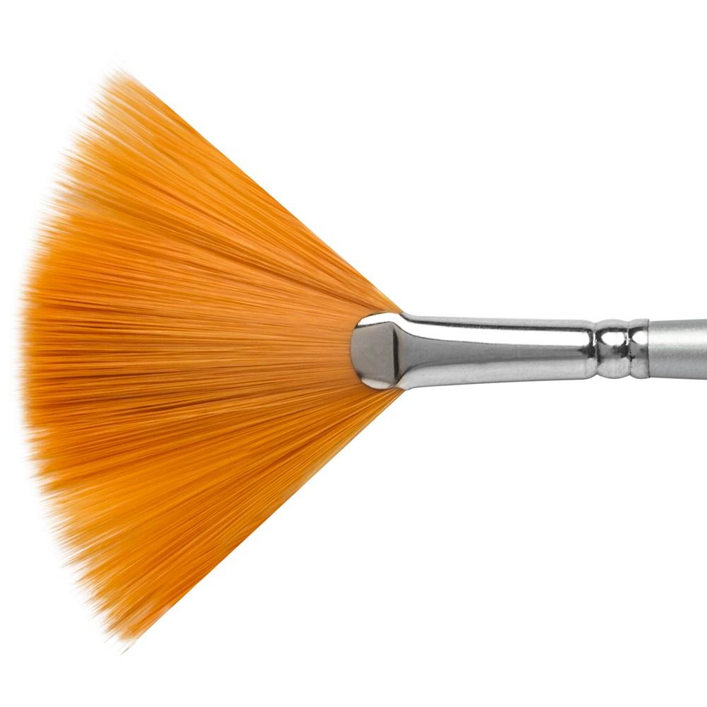 Jacksons : Silverline Watercolour Brush : Series 989 : Fan : Size 10