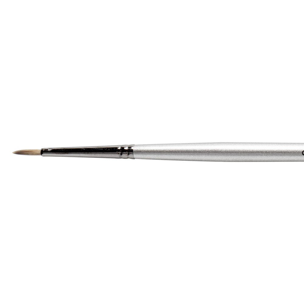 Daler Rowney : Cryla : Series C20 : Long Handled : Round : Size 0