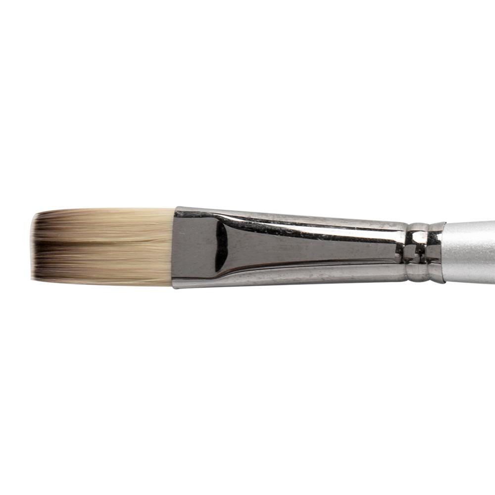 Daler Rowney : Cryla : Series C25 : Long Handled : Flat : Size 10