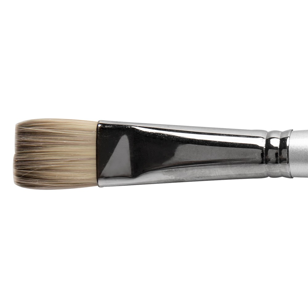 Daler Rowney : Cryla : Series C35 : Long Handled : Bright : Size 12