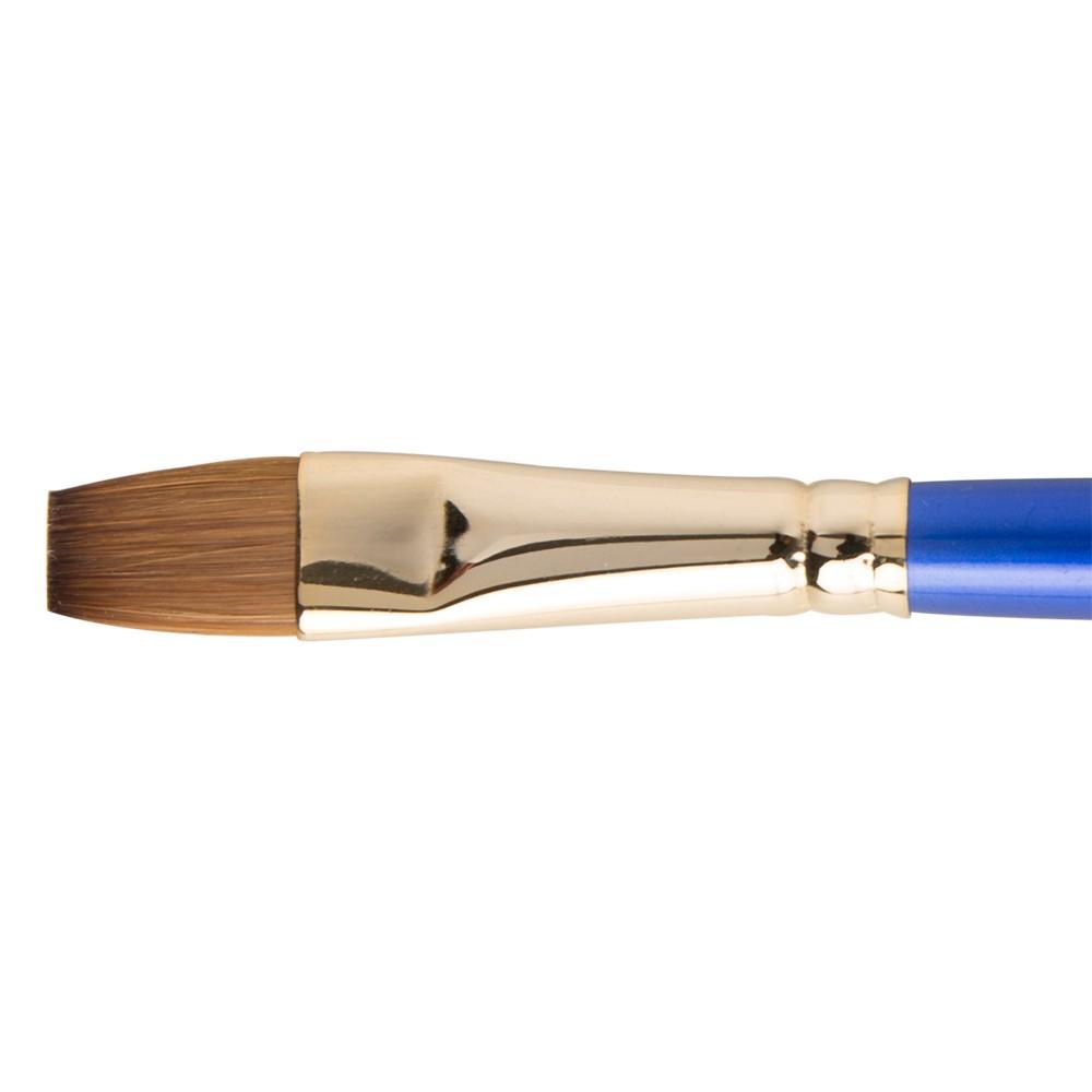 Daler Rowney : Sapphire Brush : Series 60 : Shader : Size 14