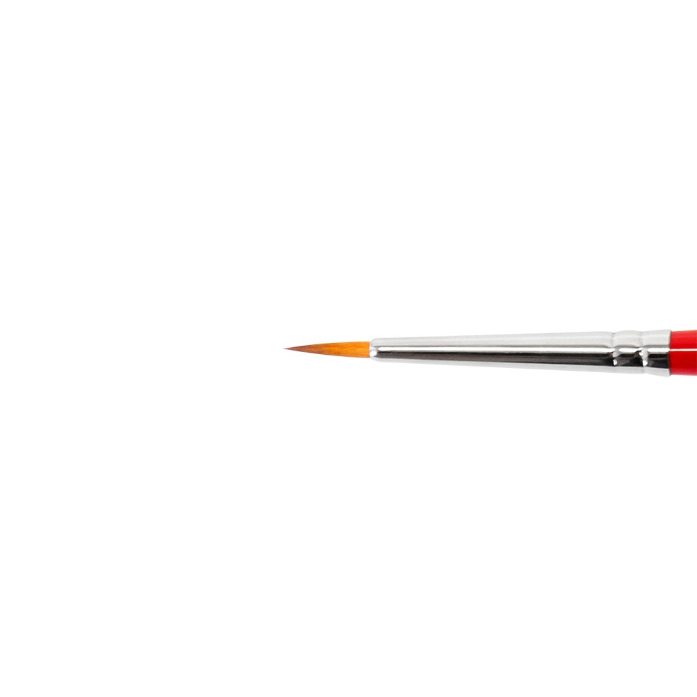 Daler Rowney : Dalon : Series D77 : Synthetic Round : Size 1