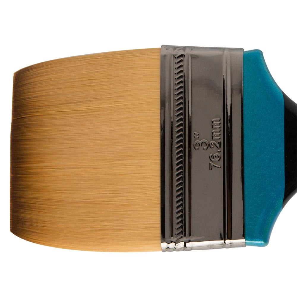 Daler Rowney : Aquafine Watercolour Brush : Af278 Skyflow A : 3In