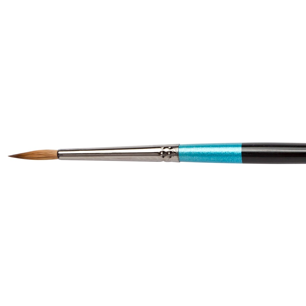 Daler Rowney : Aquafine Watercolour Brush : Af34 Sable Round : 3
