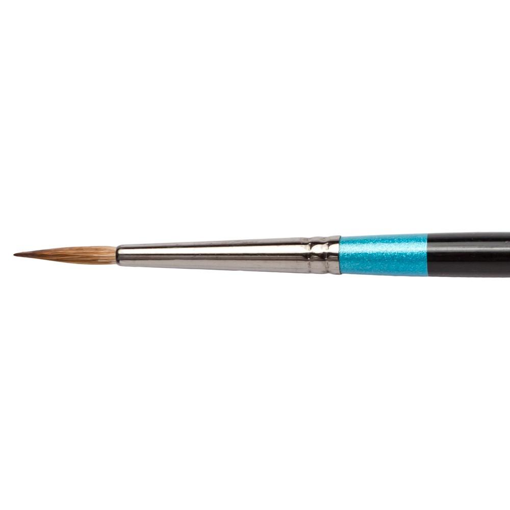 Daler Rowney : Aquafine Watercolour Brush : Af34 Sable Round : 5