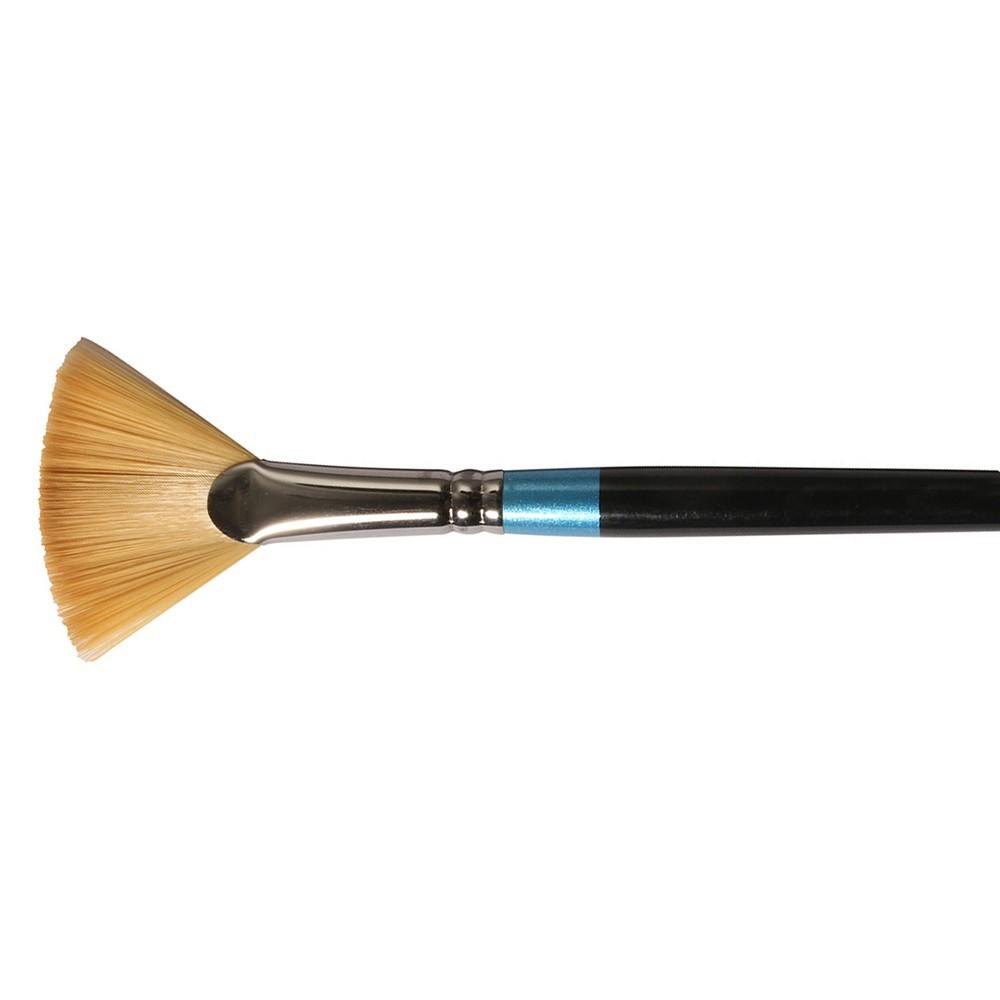 Daler Rowney : Aquafine Watercolour Brush : Af48 Fan Blender : 6