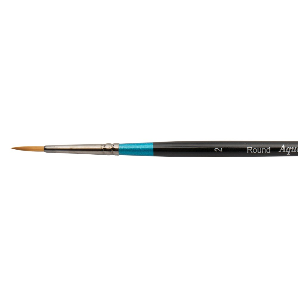 Daler Rowney : Aquafine Watercolour Brush : Af85 Round : 2