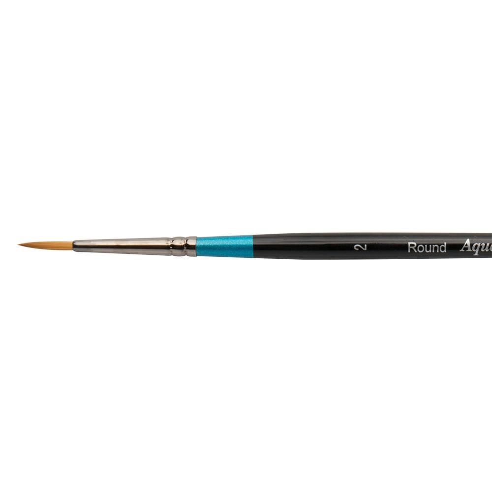 Daler Rowney : Aquafine Watercolour Brush : Af85 Round : 2