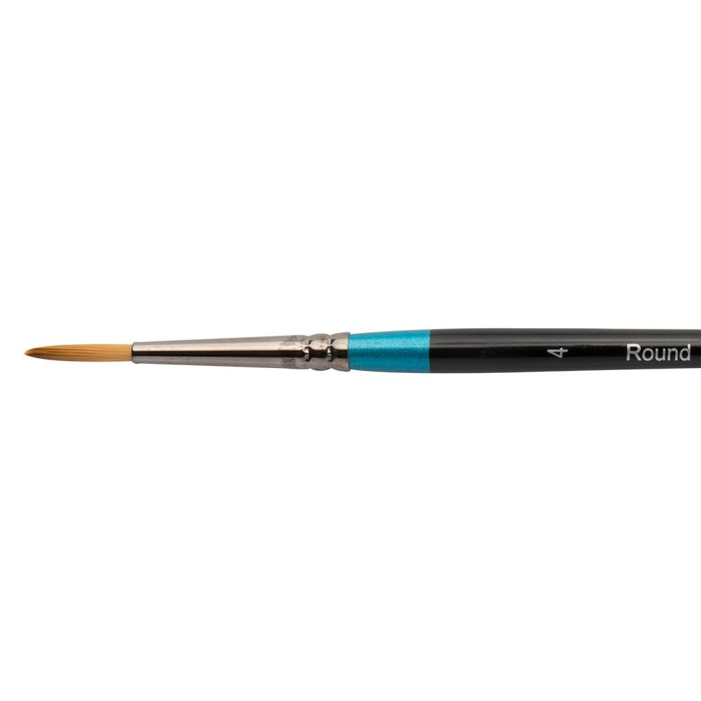 Daler Rowney : Aquafine Watercolour Brush : Af85 Round : 4