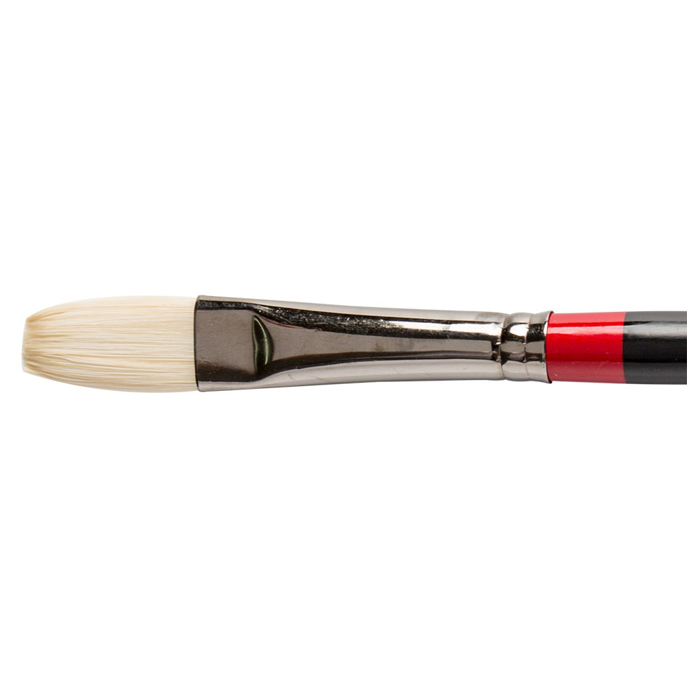 Daler Rowney : Georgian Oil Brush : G48 Long Flat : 10