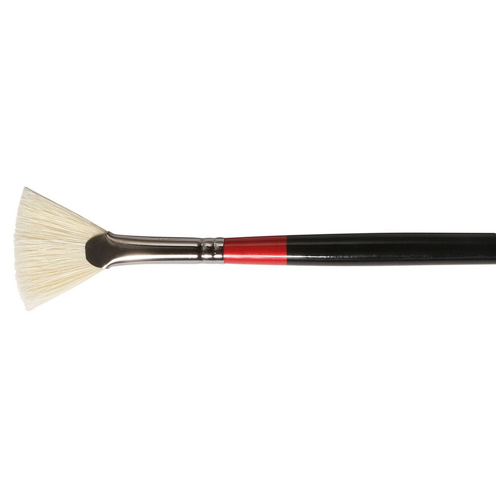 Daler Rowney : Georgian Oil Brush : G84 Fan : 2
