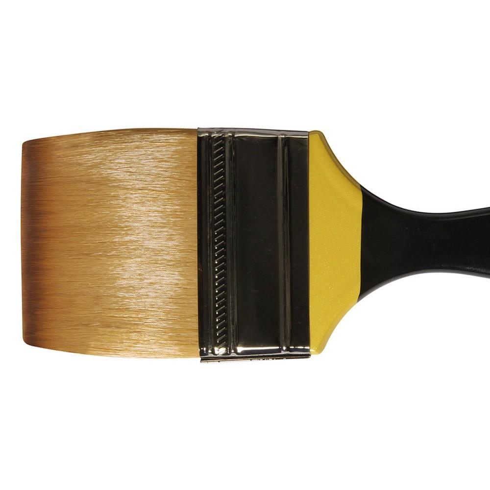 Daler Rowney : System 3 : Acrylic Brush : Sy278 Sh Skyflow : 2 1/2In
