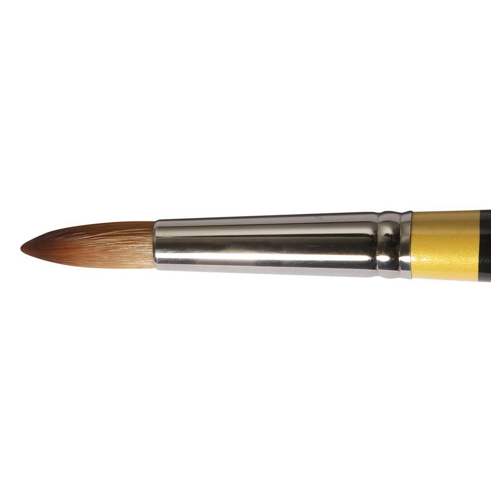 Daler Rowney : System 3 : Acrylic Brush : Sy45 Lh Round : 10