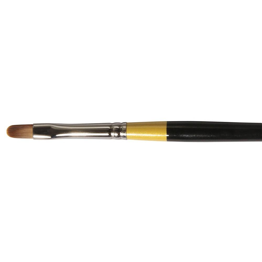 Daler Rowney : System 3 : Acrylic Brush : Sy67 Sh Filbert : 6