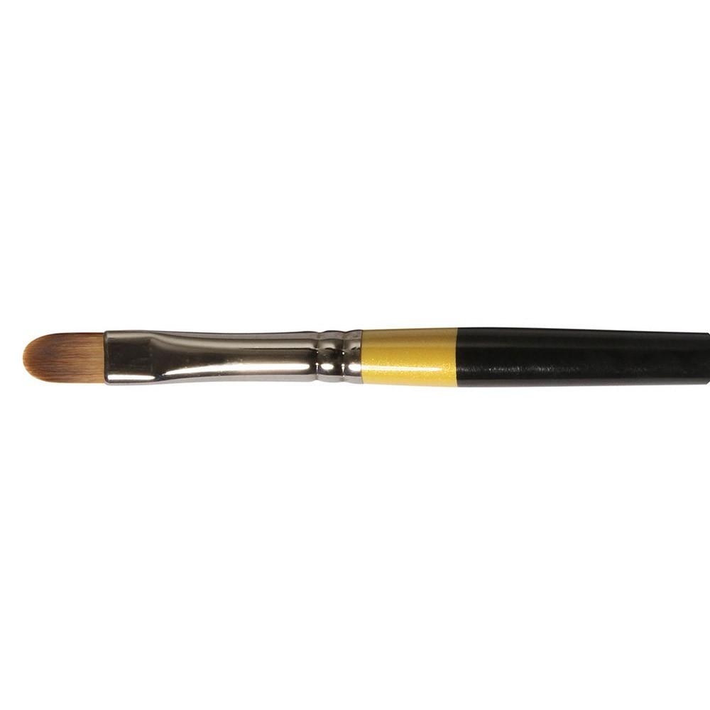 Daler Rowney : System 3 : Acrylic Brush : Sy67 Sh Filbert : 8