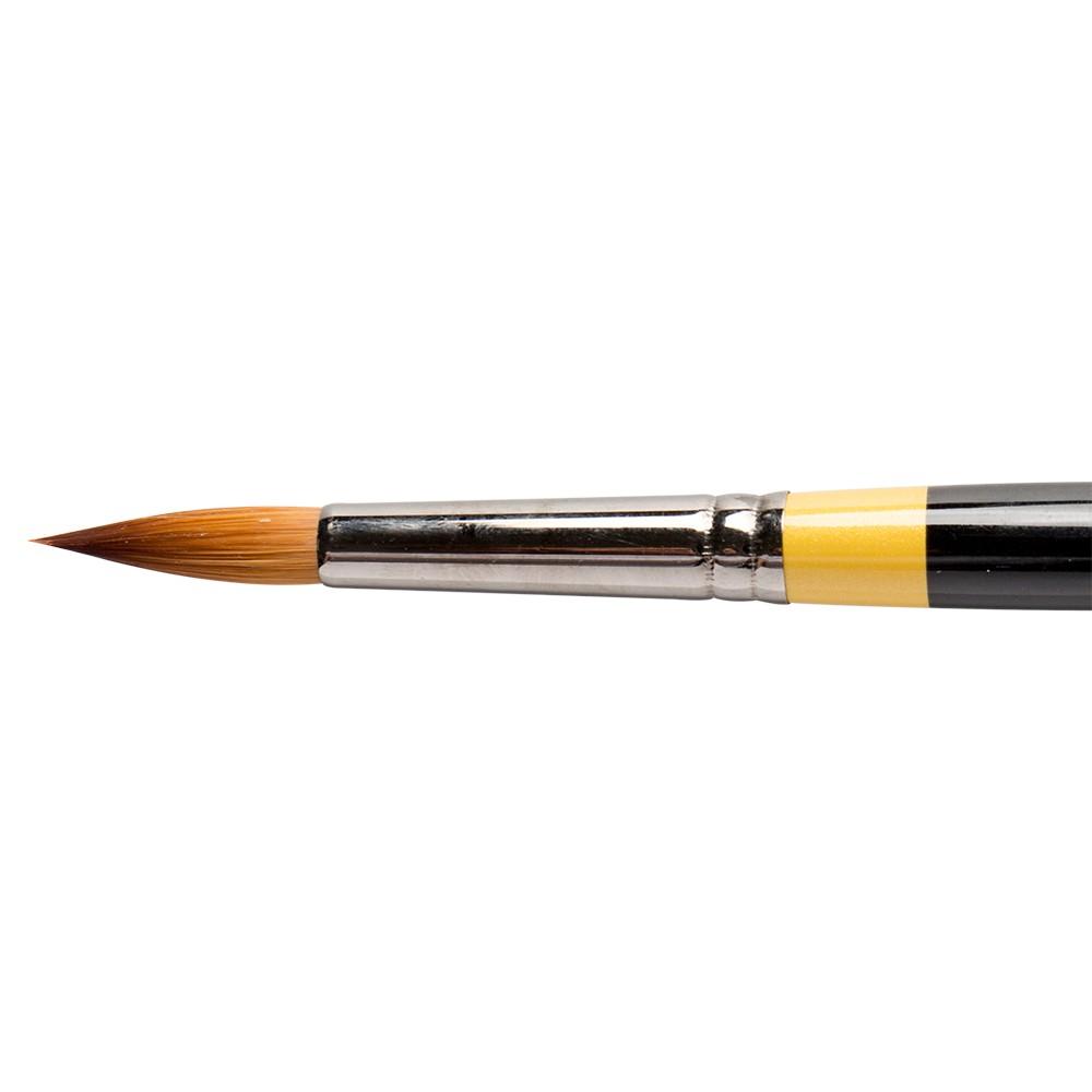 Daler Rowney : System 3 : Acrylic Brush : Sy85 Sh Round : 14