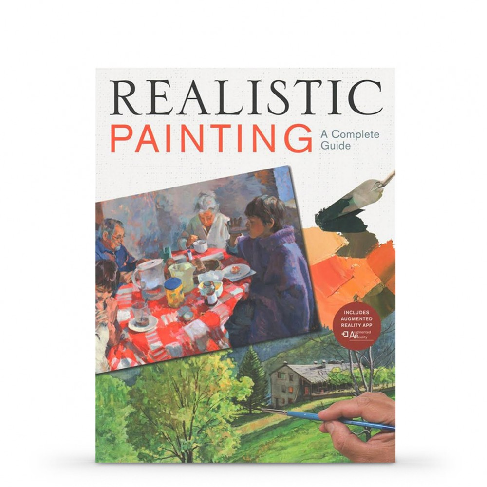 Realistic Painting : A Complete Guide : Book by Sterling Publishing