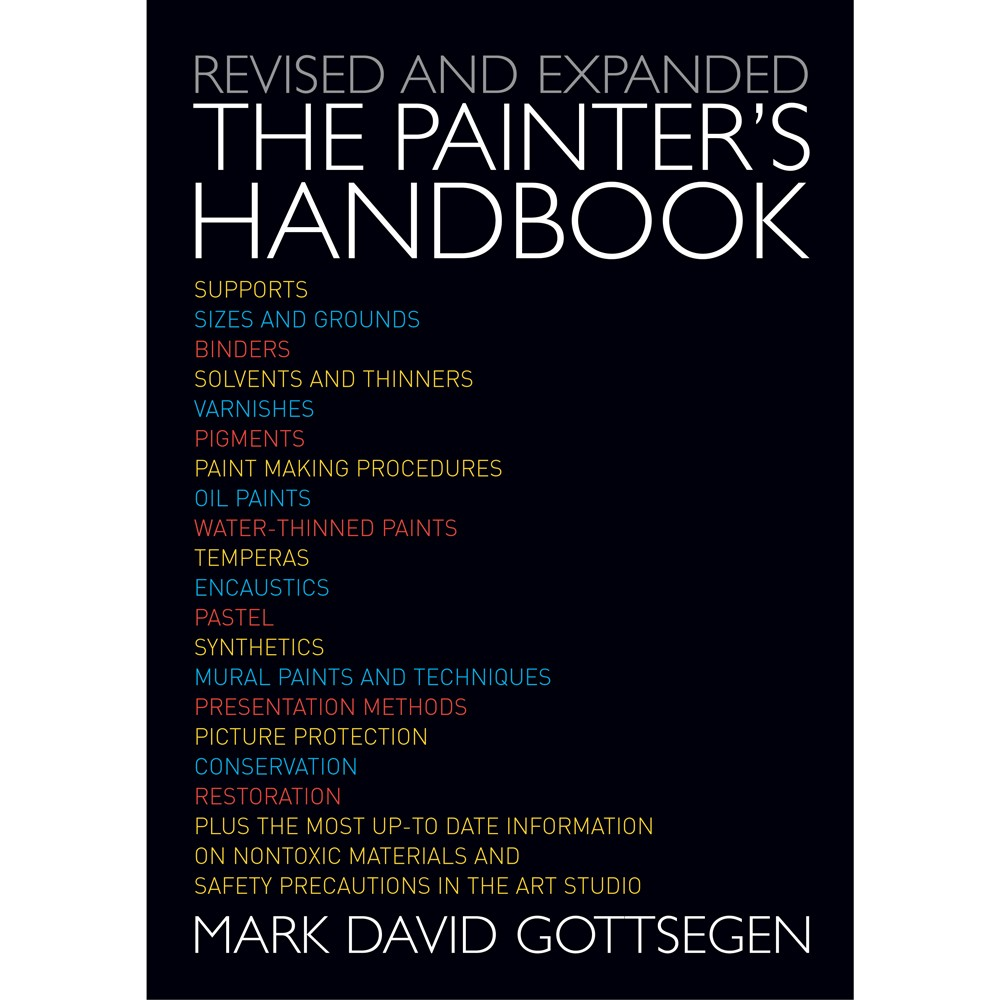 The Painters HandBook : Book by Mark David Gottsegen