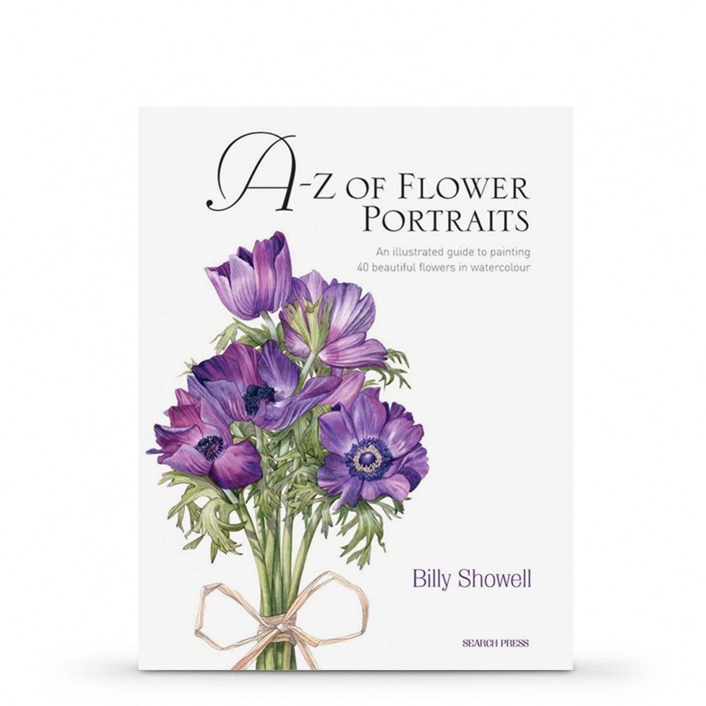 A-Z of Flower Portraits : Book by Billy Showell