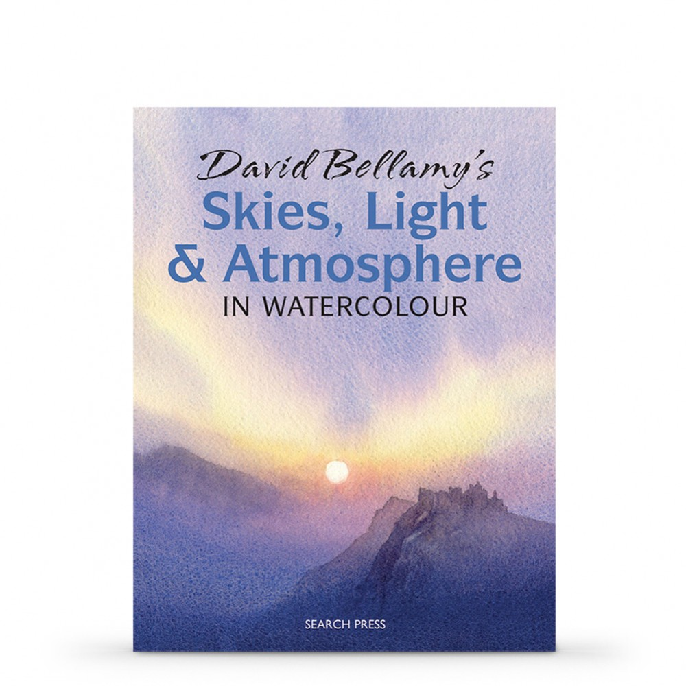 David Bellamys Skies, Light and Atmosphere in Watercolour Book by David Bellamy
