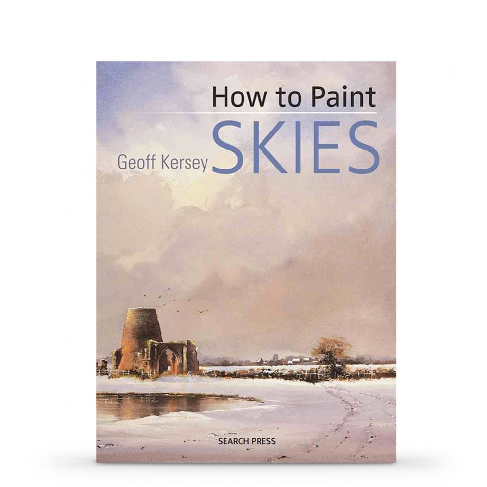 How to Paint Skies : Book by Geoff Kersey