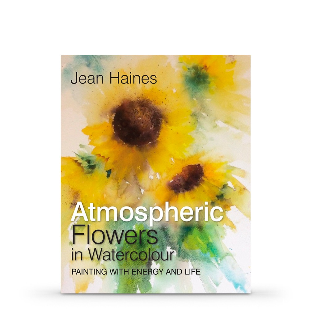 Atmospheric Flowers in Watercolour : Book by Jean Haines