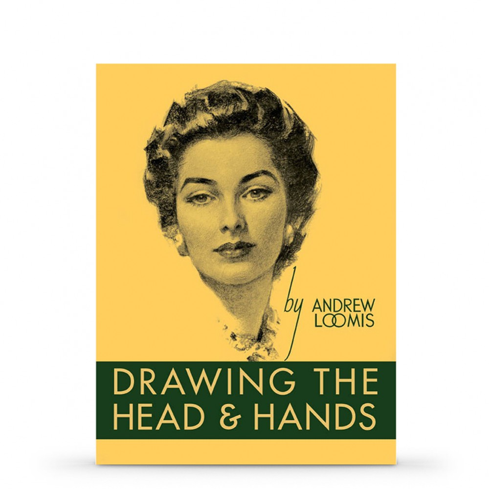 Drawing the Head and Hands Book by Andrew Loomis. Great reviews.