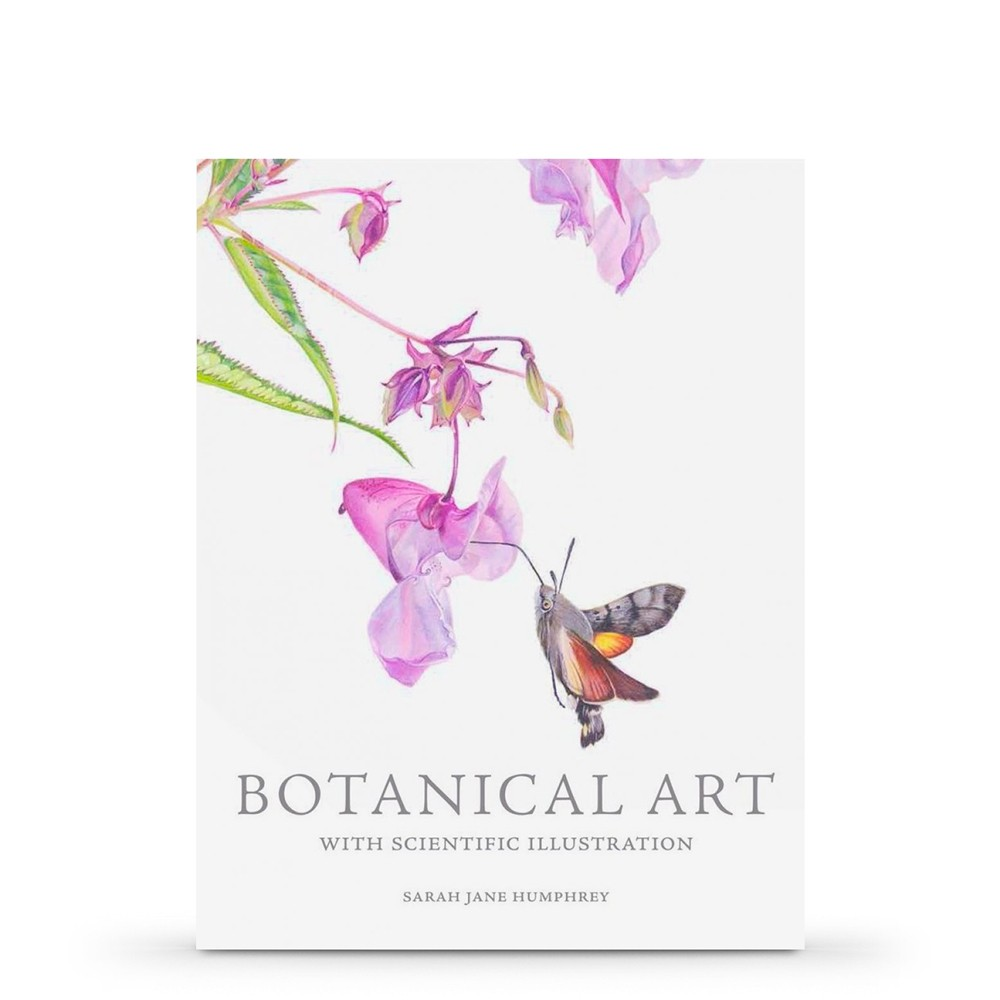 Botanical Art with Scientific Illustration : Book by Sarah Jane Humphrey