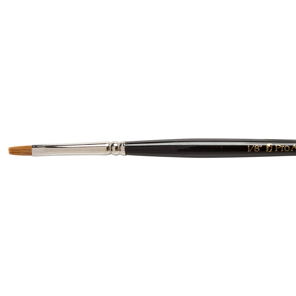 Pro Arte : Prolene : Synthetic Brush : Series 106 : One Stroke : Size 1/8in
