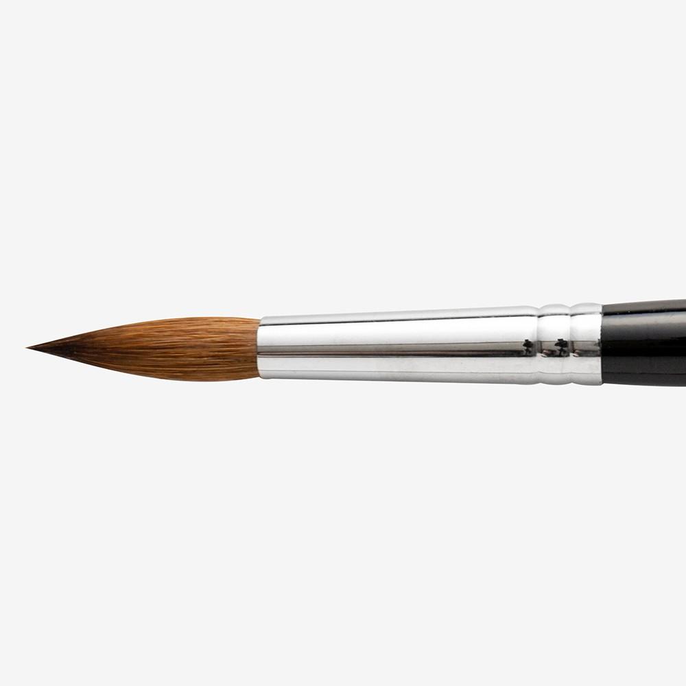 Pro Arte : Kolinsky Sable Brush : Series 1 : Round : Size 1