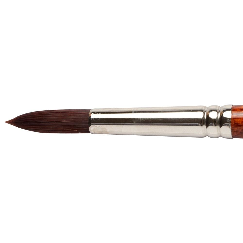 Pro Arte : Acrylix : Short Handled : Series 202 : Round : Size 12
