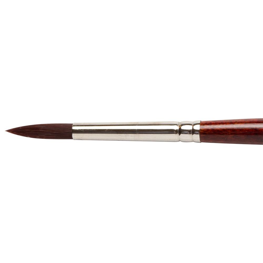Pro Arte : Acrylix : Short Handled : Series 202 : Round : Size 8