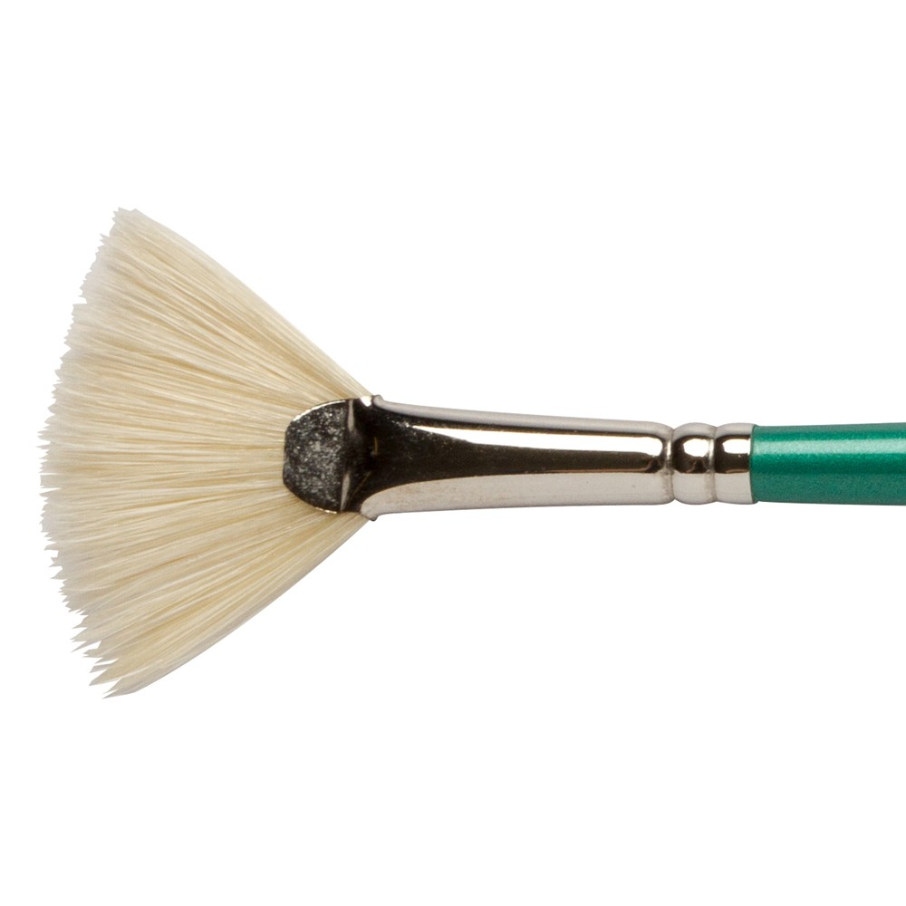 Pro Arte : Brush : Series A Hog : Fan : Size 6