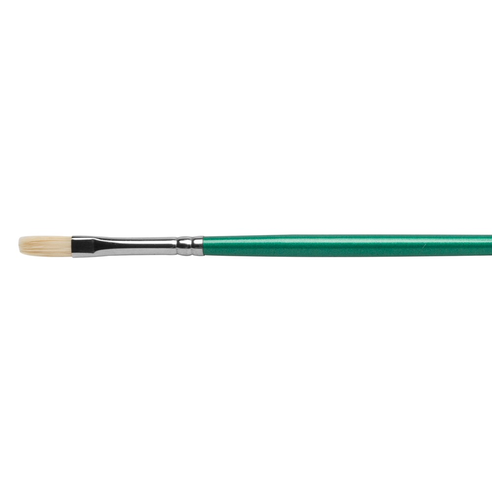 Pro Arte : Brush : Series A Hog : Long Flat : Size 1