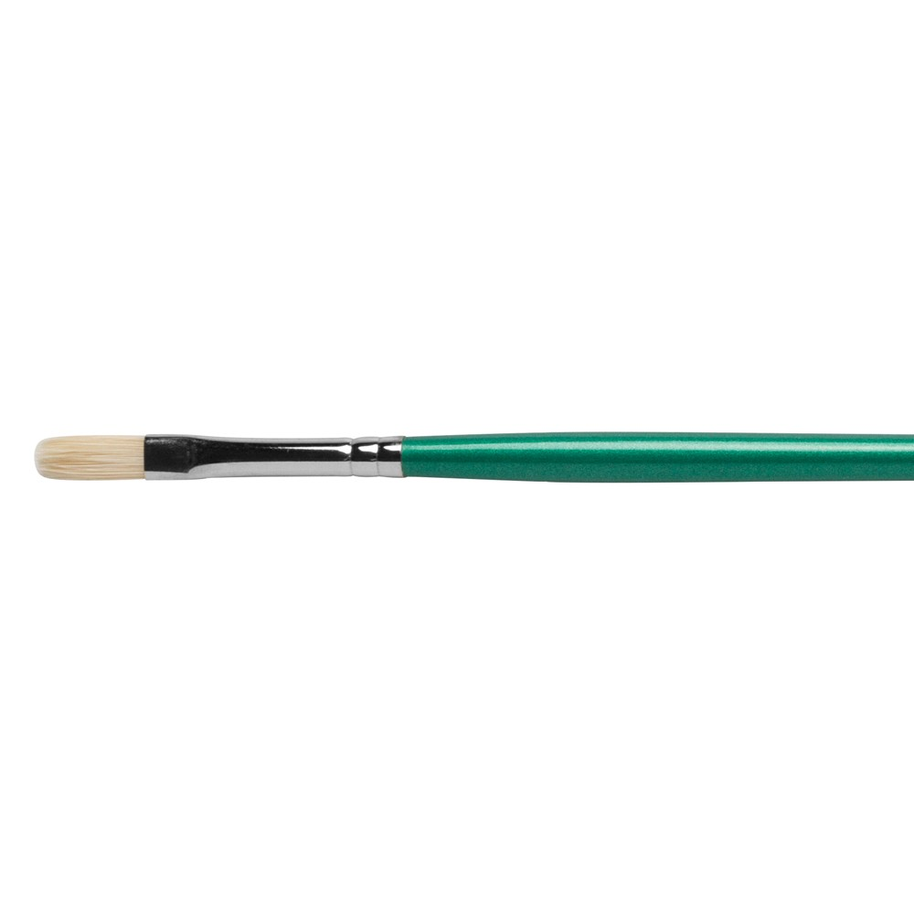 Pro Arte : Brush : Series A Hog : Long Flat : Size 2