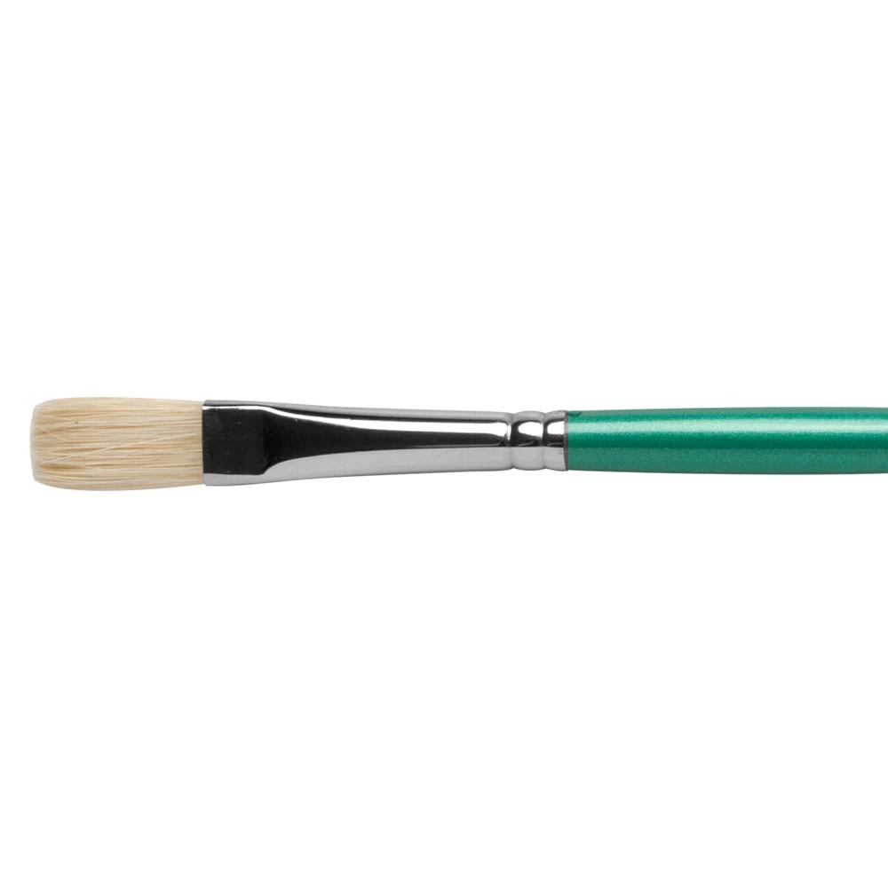 Pro Arte : Brush - series A Hog - long flat - size 6