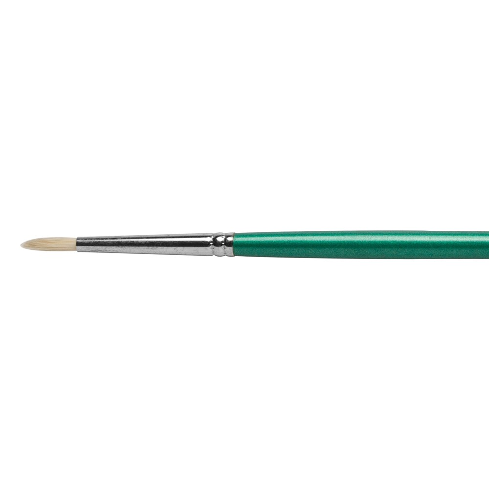 Pro Arte : Brush - series A Hog - round - size 1