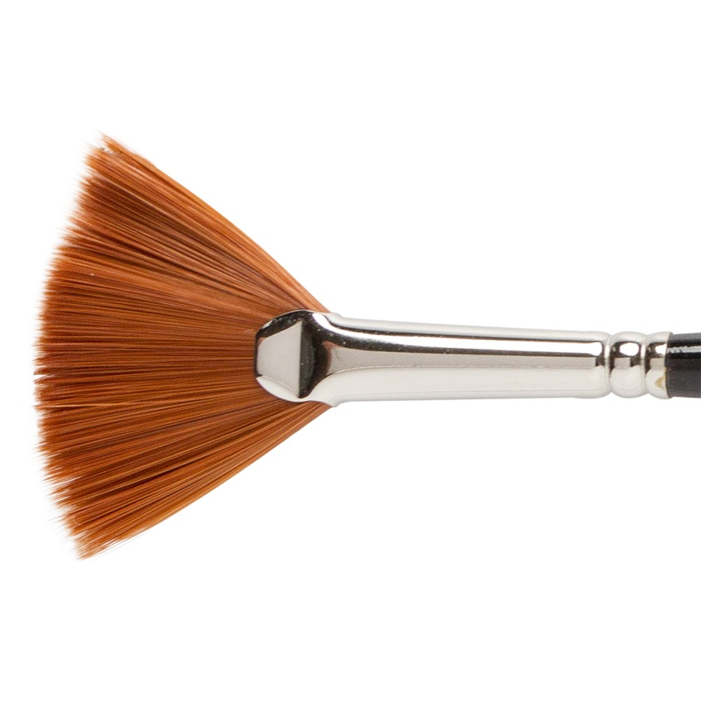 Pro Arte : Prolene Fan Synthetic Brush Series F Size Large